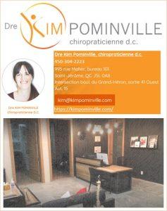 Dre Kim Pominville_chiropraticienne